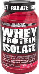 "Whey Protein Isolate Fruit Punch <B>From the Manufacturer's Label:</B><P>""Whey is popular with bodybuilders, people on high protein diets, and anyone looking for a quick, easy-to-use nutritional drink. Our Whey Isolate Powder is specifically designed for anyone looking for the highest quality nutrition to support their workout and fitness goals.</P> 2 lb Powder  $38.99"