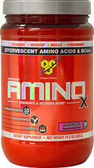 Amino X Watermelon  15.3 oz Powder  $19.99