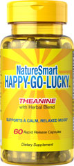 Happy-Go-Lucky™  60 Capsules