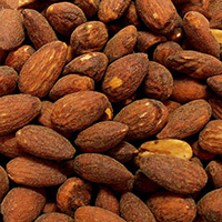 Tamari Almonds <p><strong>From the Manufacturer:</strong></p><p>Rich tasting and dry roasted to perfection.<strong></strong>These almonds are lightly coated with a wonderful tamari soy sauce seasoning. A satisfying and delicious snack food anytime!</p> 10 oz Container  $8.99