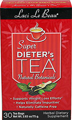 Super Dieter's Tea Original  30 Tea Bags  $11.99