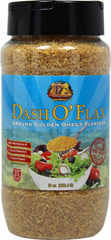 Dash O' Flax Pre-Ground Golden Flax Seed  10 oz Other  $8.99