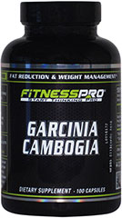 Garcinia Cambogia 500 mg <p><b>From the Manufacturer's Label:</b></p> <p> Garcinia Cambogia 500 mg is manufactured by Fitness Pro.</p> 100 Capsules 500 mg $5.99