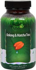 Oolong & Matcha Tea <strong></strong><p><strong>From the Manufacturer's label:</strong></p><p>Oolong & Matcha Tea™ have long been a key ingredients in traditional Eastern medicine, prized in Asian culture for over four millenniums. This Oolong and Matcha Tea formula combines four distinct varieties of teas, along with other traditional Asian herbs, in a single powerful formula.</p> 63 Softgels  $16.49