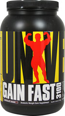 Gain Fast 3100 Chocolate  2.55 lbs Powder  $14.99