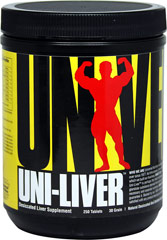 Uni Liver <p><p.<b><strong>From the Manufacturer's Label:</strong></p.<b></p><p><p.<b><p>Natural desiccated and defatted Argentine liver</p><p>Cold processed for optimum purity</p><p>Grass-fed, hormone-free</p></p.<b></p> 500 Tablets  $24.99