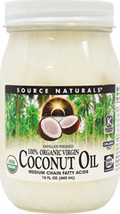 Extra Virgin Coconut Oil <p><strong>From the Manufacturer's Label: </strong></p><p>Long a dietary staple of the people of Asia, Africa and the Pacific Islands, coconut oil has been used for both food and health care.  It has been used in Ayurvedic herbalism for 4,000 years and it is a natural oil, lower in calories than most oils.</p> 16 oz Oil