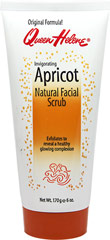 Apricot Natural Facial Scrub We are proud to bring you Apricot Facial Scrub. Look to Puritan's Pride for high quality products and great nutrition at the best possible prices. 6 oz Scrub  $3.37