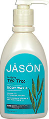 Tea Tree Purifying Natural Body Wash <p><strong>From the Manufacturer's Label:</strong></p><p>Tea Tree Purifying Natural Body Wash is manufactured by Jason® Natural Products.</p> 30 oz Body Wash
