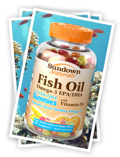 For a better health for Fish oil webmd