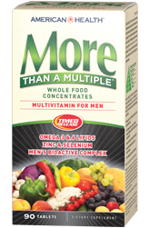 More Than A  Multiple™ Multivitamin for Men