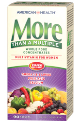 More Than A  Multiple™ Multivitamin for Women