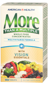 More Than A Multiple™ with Vision Essentials