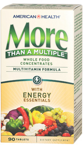 More Than A Multiple™ with Energy Essentials