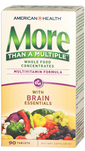 More Than A Multiple™ with Brain Essentials