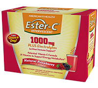 Ester-C<sup>®</sup> 1000 mg Effervescent