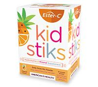 Ester-C<sup>®</sup> Kidstiks Multivitamin & Mineral
