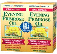 Evening Primrose Oil 1300 mg