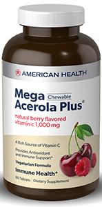 Mega Acerola 1000 mg