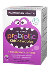 Probiotic kidChewables