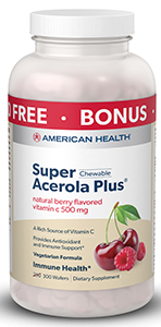 Super Acerola  Plus 500 mg