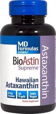 Astaxantina de alta calidad BioAstin® 6 mg