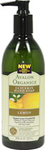 Avalon Lemon Glycerin Hand Soap