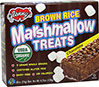 Organic Brown Rice Marshmallow Treats Chocolate