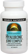 Hyaluronic Joint Complex™ with Glucosamine, Chondroitin and MSM