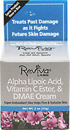 Reviva® Labs Reviva Alpha Lipoic Acid Vitamin C Ester & DMAE Cream