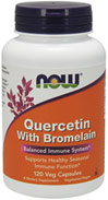 Quercetin with Bromelain 400 mg/100 mg