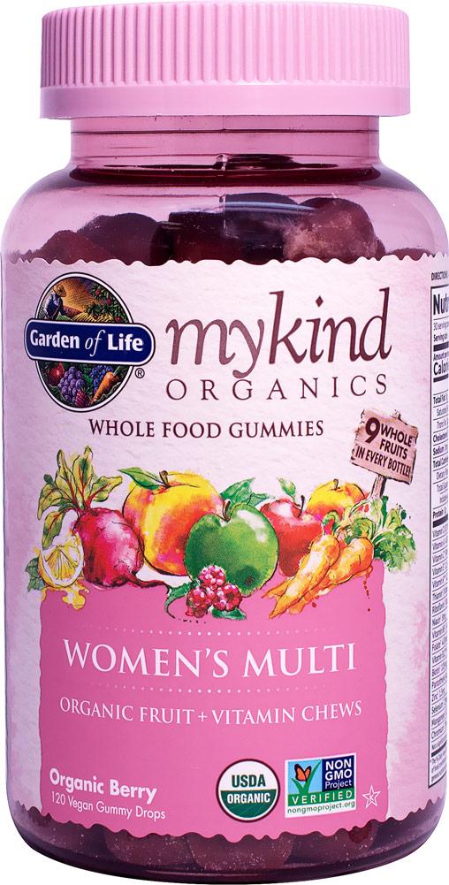 Lifestyle Women 39 S Mykind Organics Women 39 S Multi