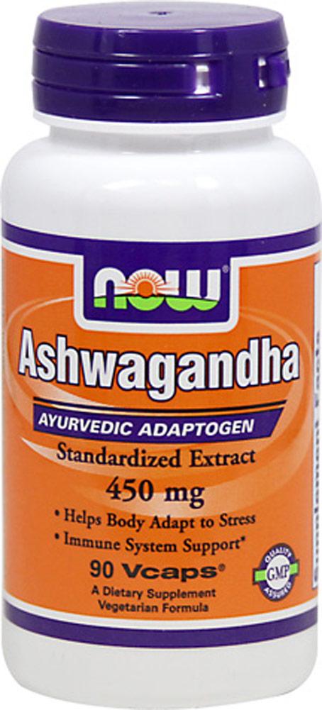 Ashwagandha now foods
