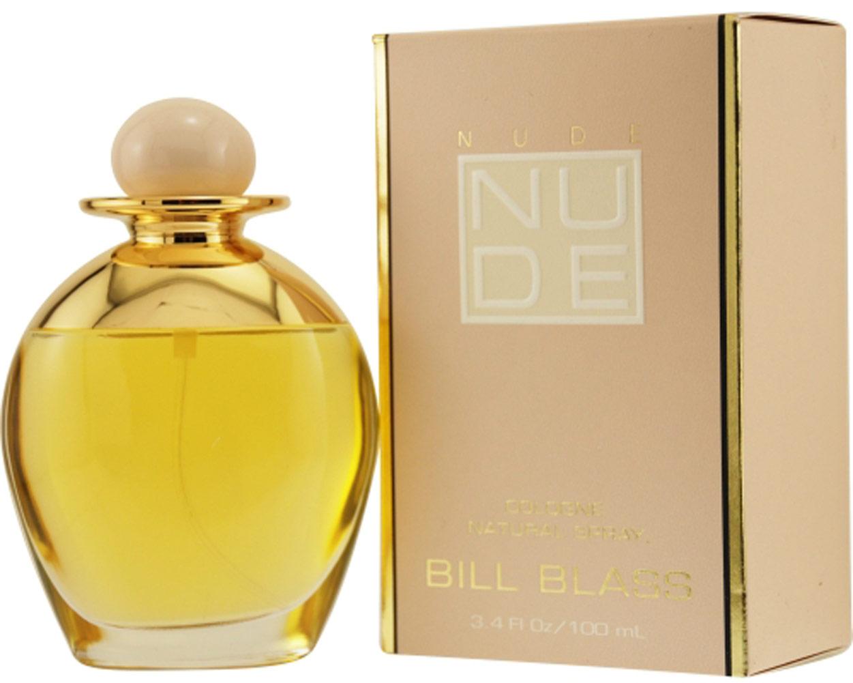Bill Blass Nude Cologne Spray-3.4 oz Liquid 002744