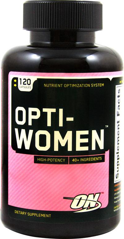 Optimum Nutrition Opti-Women-120 Capsules