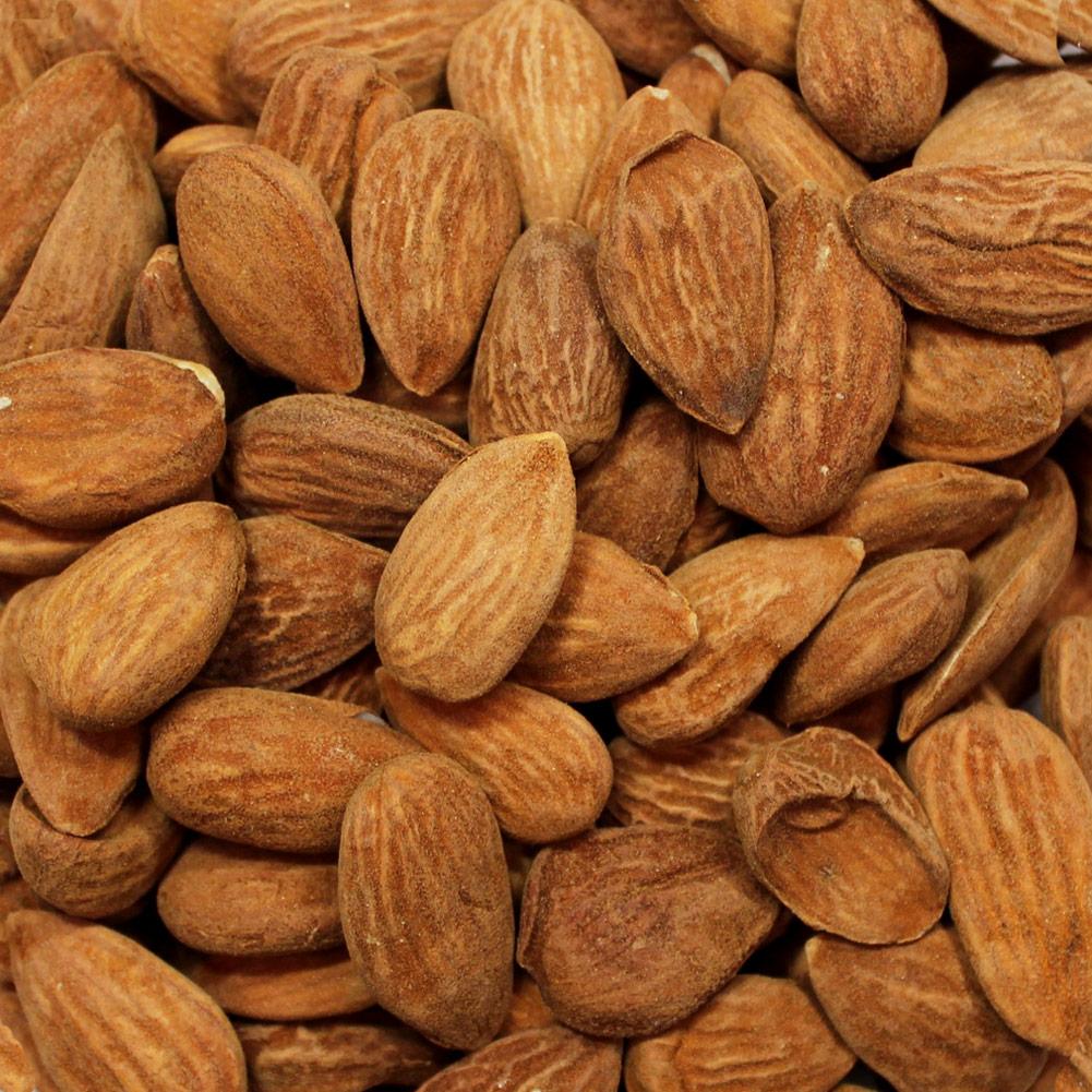 Setton Farms Organic Natural Raw Almonds-8 oz Container 037024