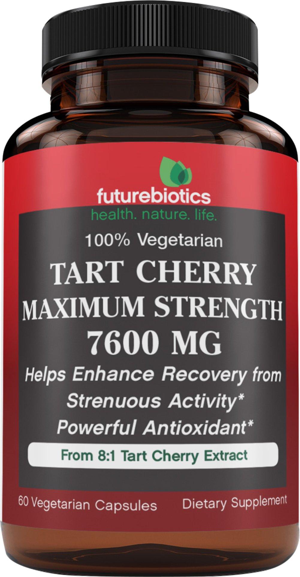 Futurebiotics VitaCherry Tart Cherry 475 mg-60 Vegi Caps 055902