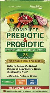 Complete Prebiotic & Probiotic