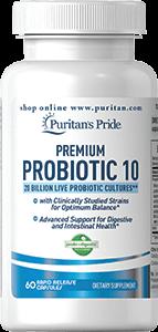Premium Probiotic 10