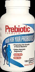 MAX Prebiotic Formula