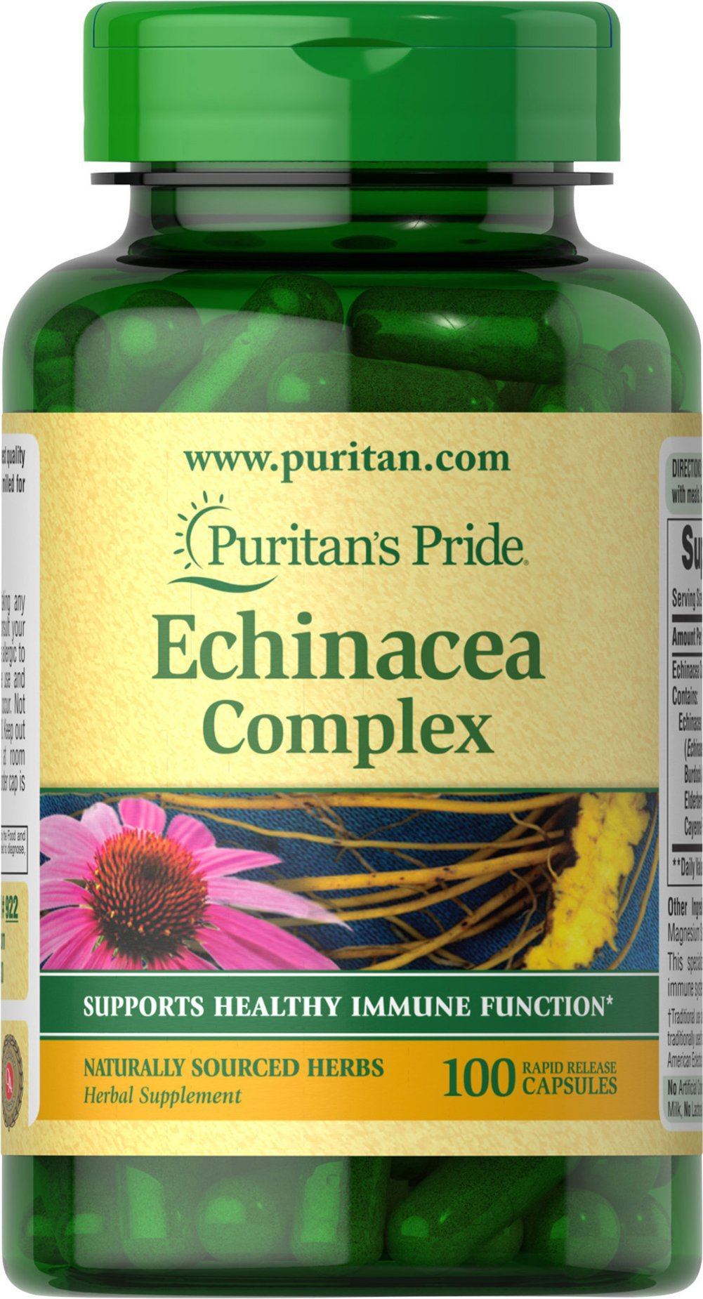 Echinacea Complex Thumbnail Alternate Bottle View