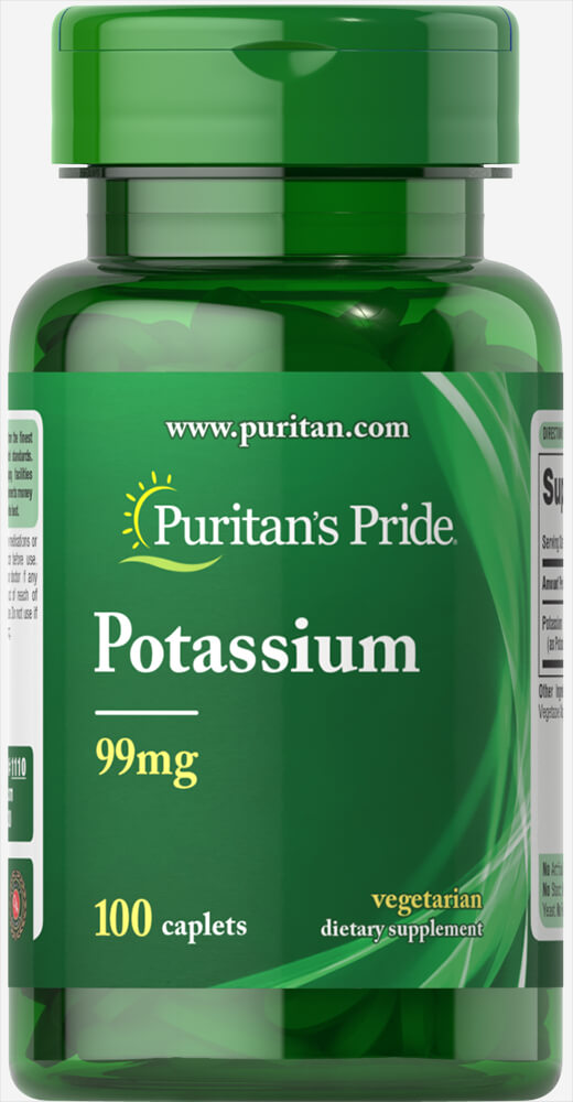 Potassium 99 mg Thumbnail Alternate Bottle View
