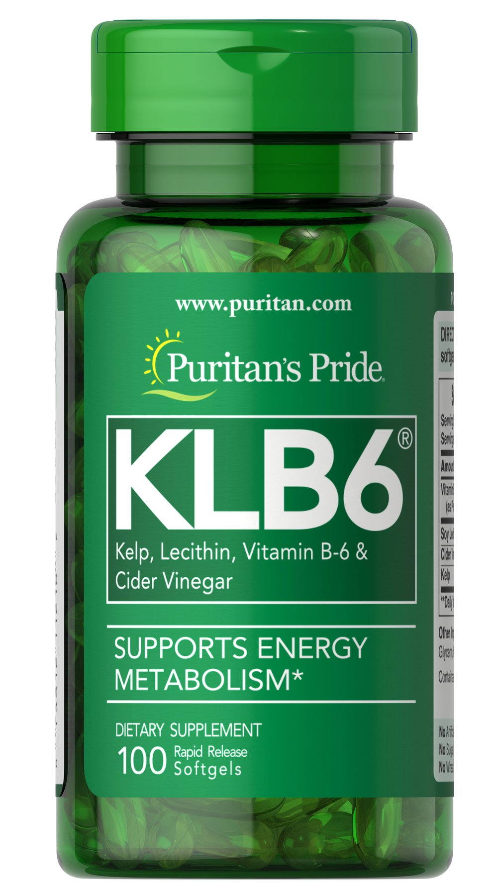 KLB6 Kelp Complex Thumbnail Alternate Bottle View