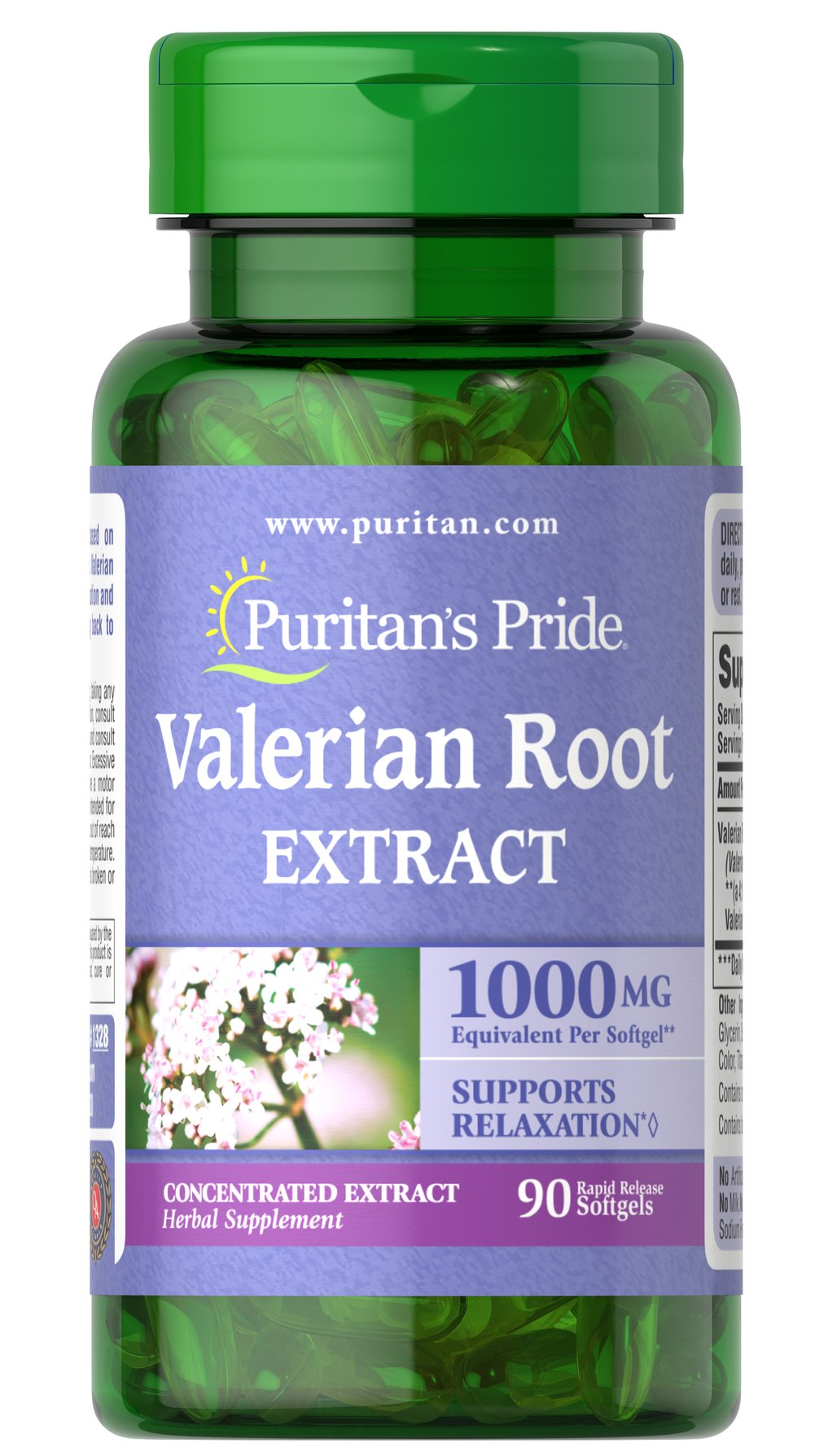 Valerian Root 1000 mg