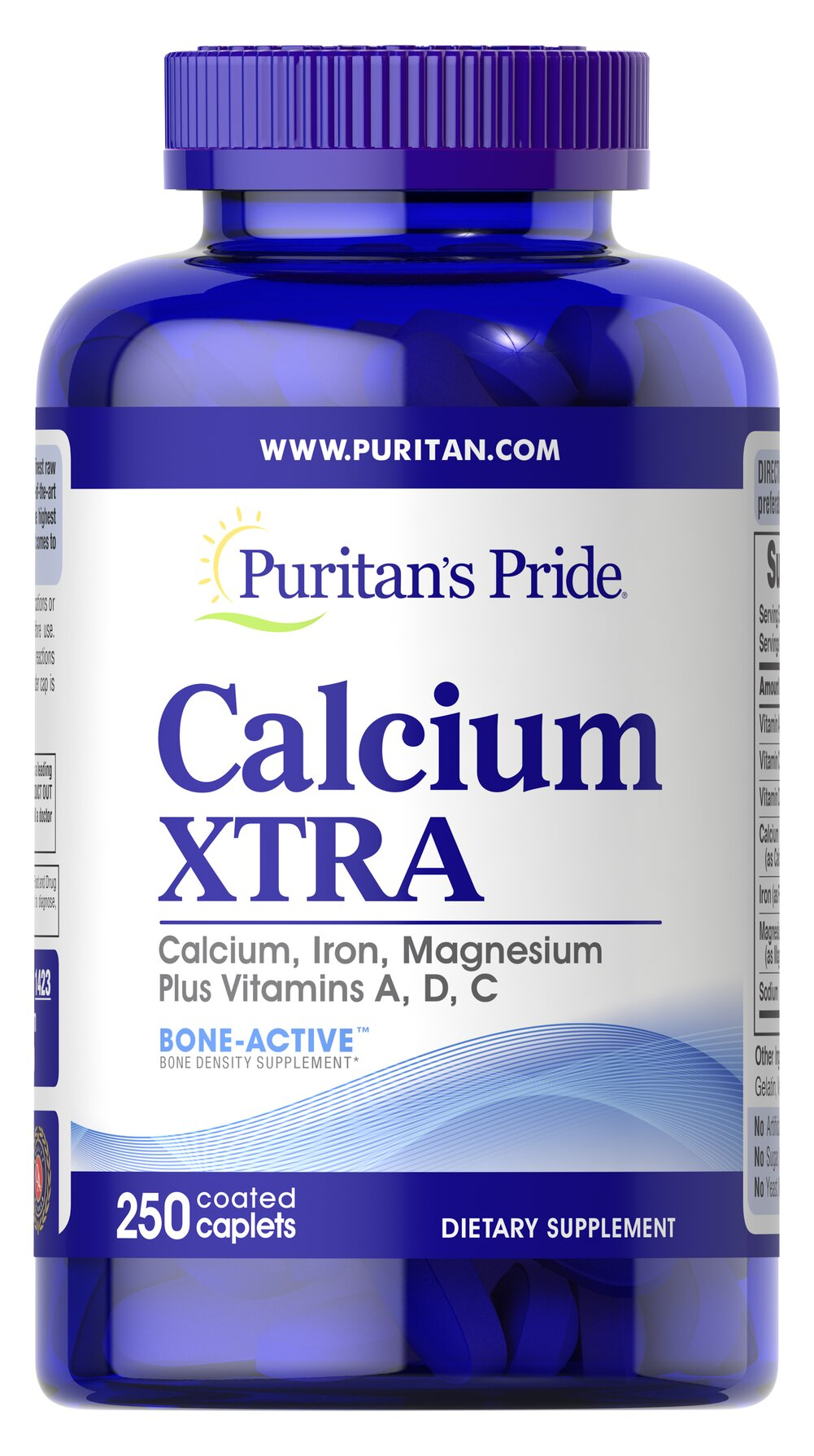 Calcium Xtra Thumbnail Alternate Bottle View