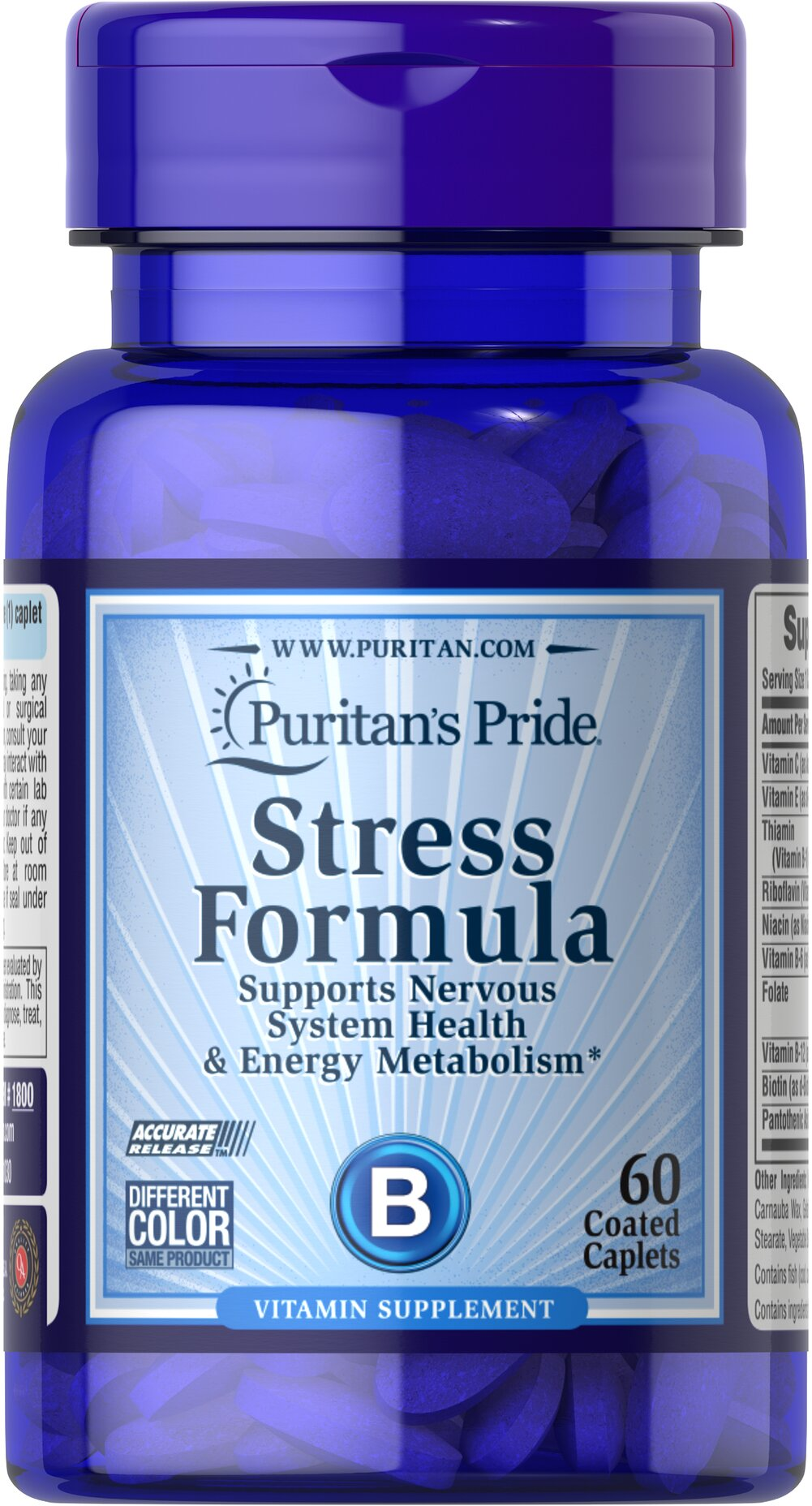 Stress Formula Thumbnail Alternate Bottle View