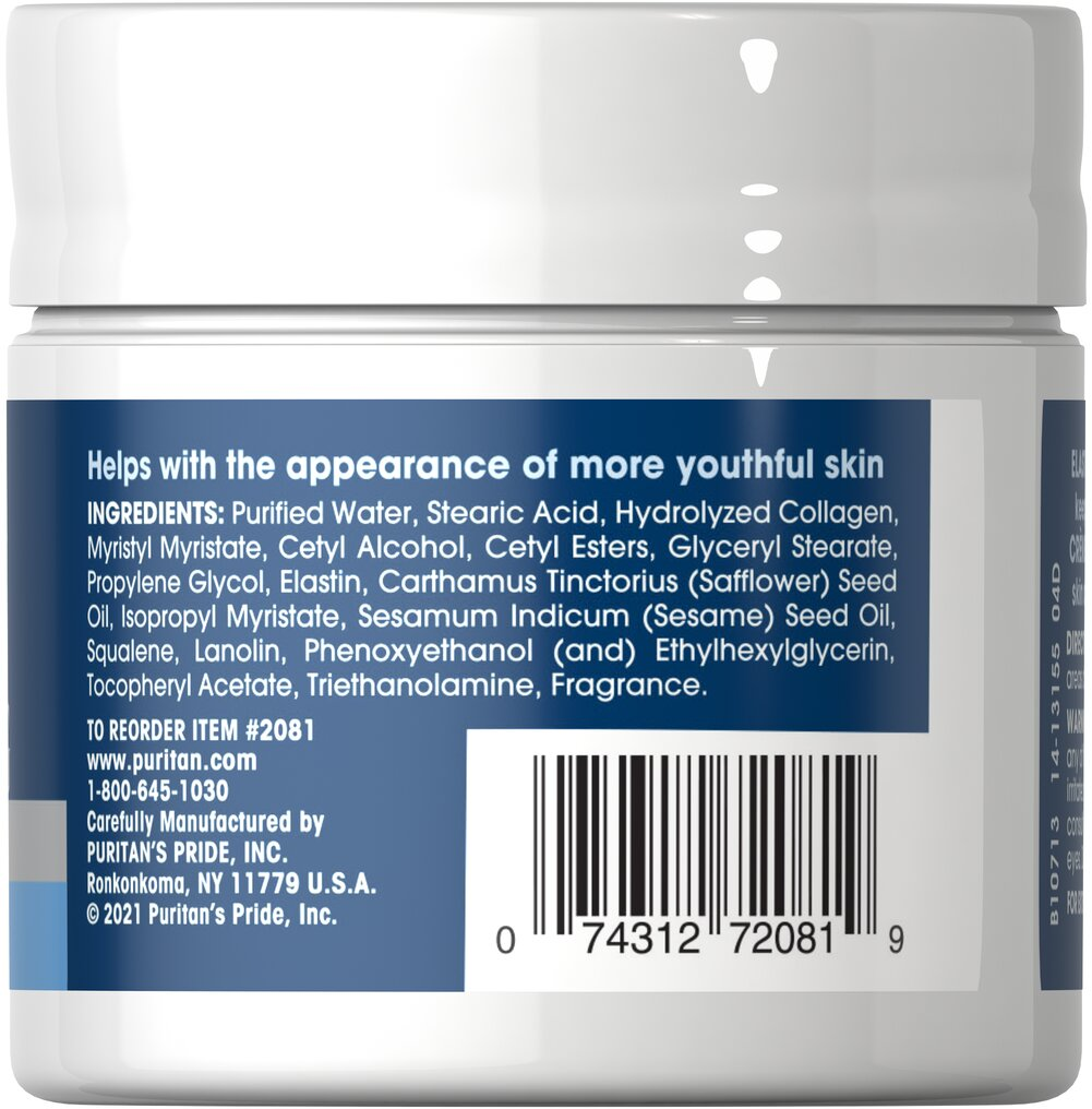 Elastin Firming Crème Thumbnail Alternate Bottle View