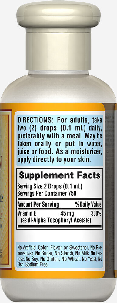 Vitamin E-Oil 31,500 MG