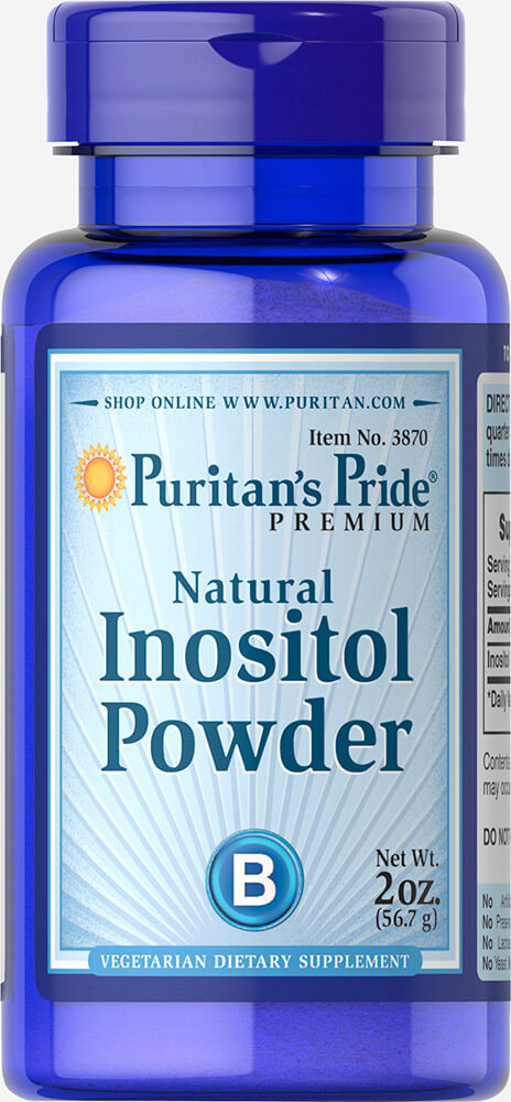 Inositol Powder 1000 mg Natural
