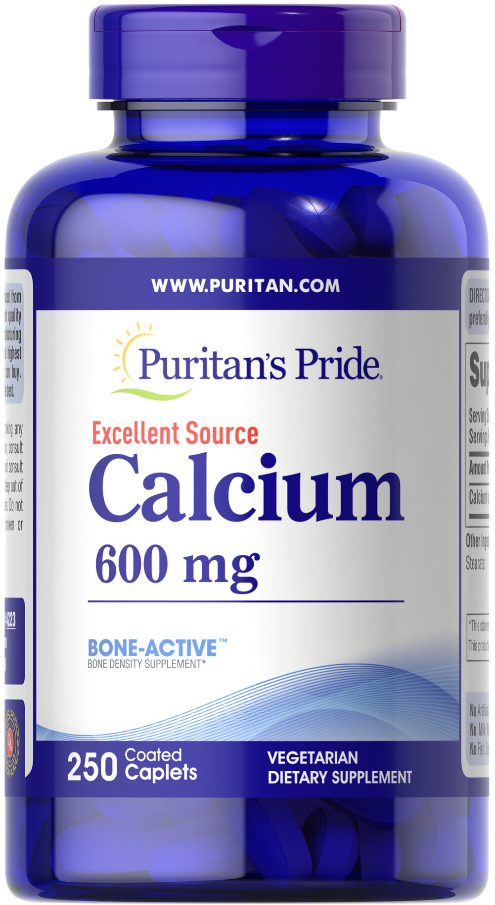 Calcium Carbonate 600 mg